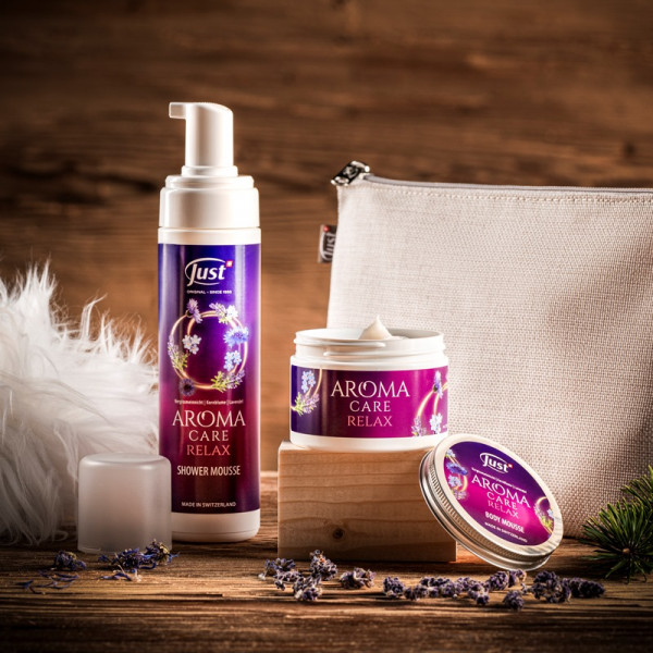 AROMA CARE Relax Körperpflege-Set