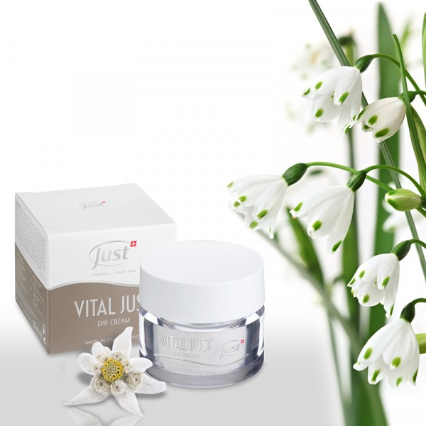 VITAL JUST Day Cream