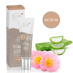 VITAL JUST CC Cream Medium